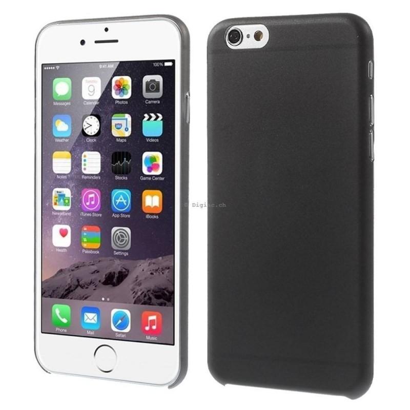 iPhone 6 plus (5.5'') - coque rigide ultra fine 0.3mm