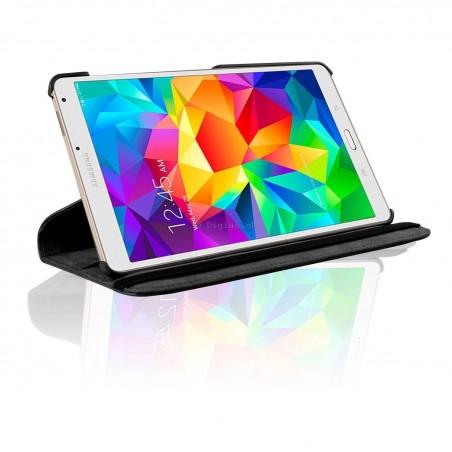 Galaxy Tab S 8.4 (T700)- étui support rotatif