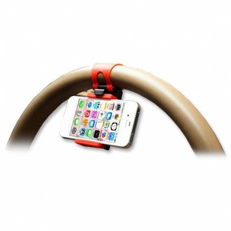 Support volant pour smartphone installation rapide.