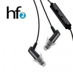 Etymotic hf3 Ohrhörer + Headset mit 3-Tasten-Bedienung für iPod, iPhone und iPad