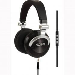 KOSS SP540, Kopfhörer mit ergonomischen D-Form-Hörmuscheln