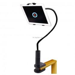 Support Bureau Bras Flexible pour iPad,Galaxy Tab,Xperia Tab