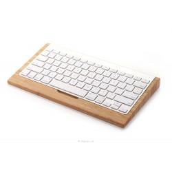 Support en bois pour Clavier sans fil Apple
