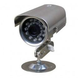 CCTV surveillance de sécurité caméra Dôme 420TVL 24 LED