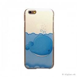 iPhone (4.7) - coque finne rigide avec dessin