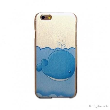 iPhone 6 (4.7) - coque finne rigide avec dessin