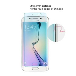 Galaxy S6 edge -protection écran shock absorption ultra résistant