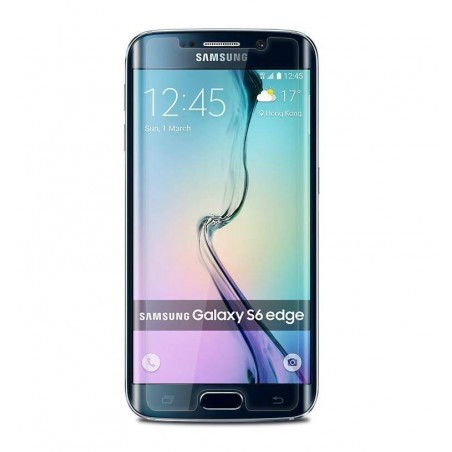 Galaxy S6 edge -protection écran shock absorption ultra résistant