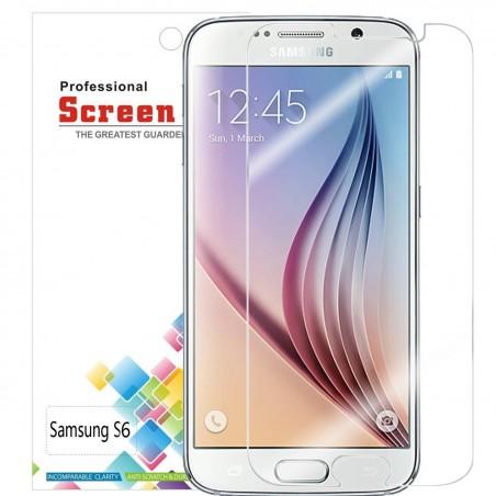 Galaxy S6 - protection d'écran ultra clair