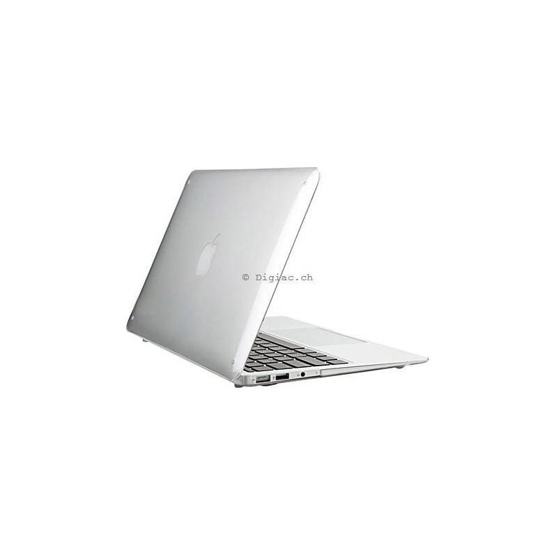 """MacBook air 13"""" - Coques transparente devant et derrière"""