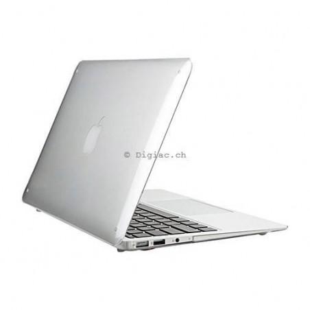 MacBook air 13 - Coques transparente devant et derrière