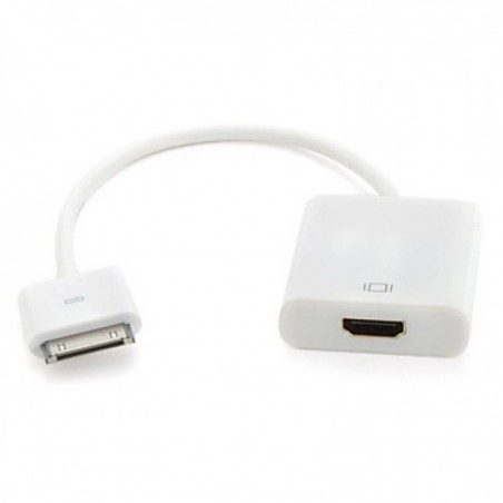 Adaptateur iPad2/3 iphone4/4s ipod 4 à HDMI