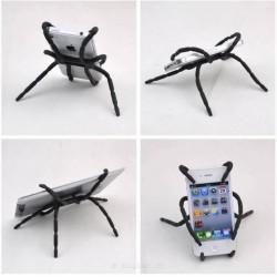 Support fléxible Spider smartphone support vélo voiture etc