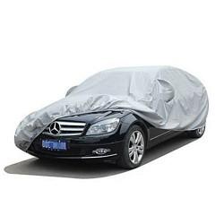 Housse bâche grise épaisse pour voiture - 3XXL