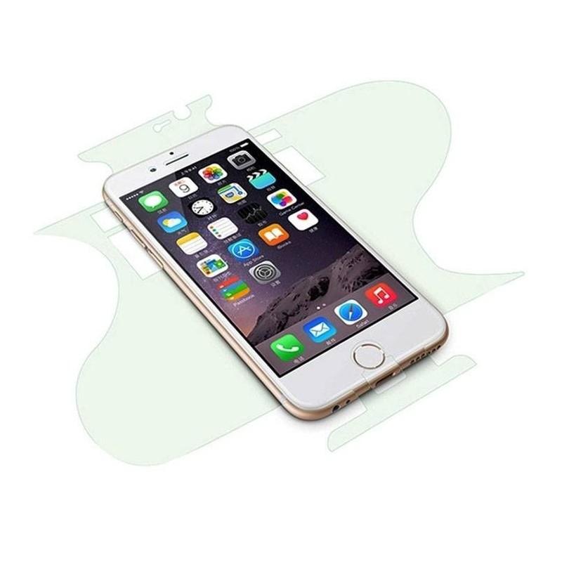 iPhone 6 plus (5.5'') - protection d'écran devant+derrière