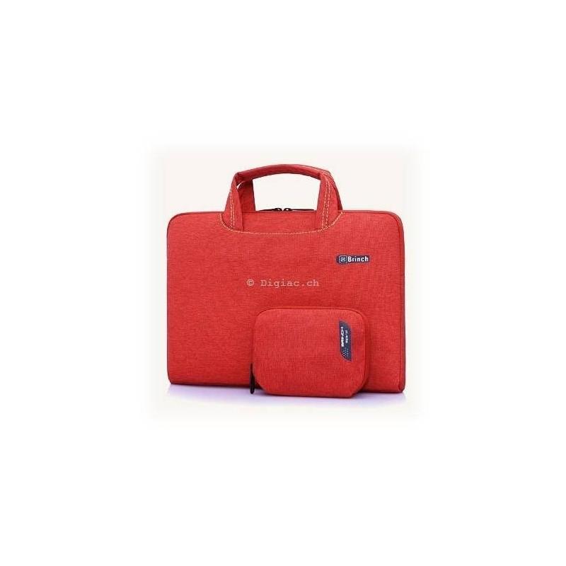 MacBook Notebook - Housse sacoche BRINCH Polyester
