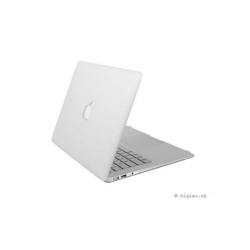 "MacBook air 13"" - Coques mate devant et derrière"
