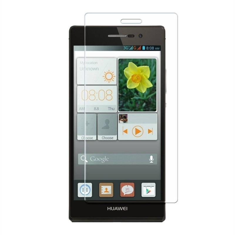 Huawei ascend p7 protection d 39 cran en verre tremp anti for Photo ecran huawei
