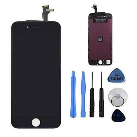 iphone 6 - Kit de réparation écran complet Noir (Outils offerts)