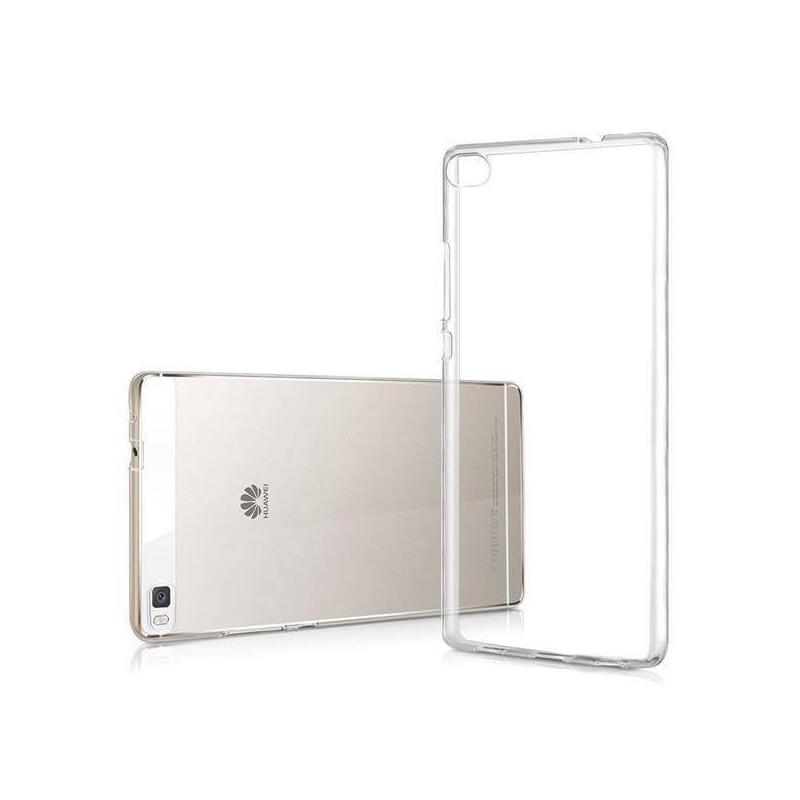 Huawei Ascend P8-Coque en TPU 0.5mm Anti-Poussière