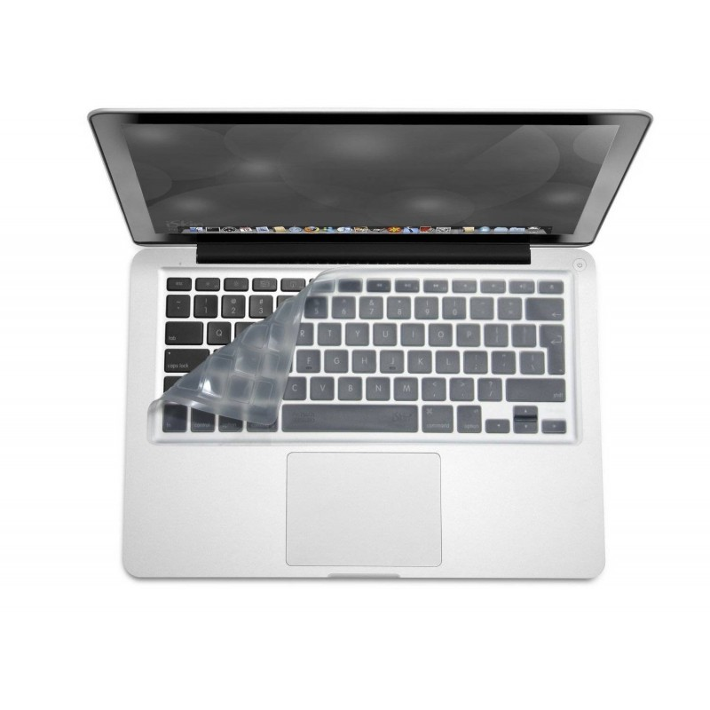 MacBook air et pro - Protection clavier transparente Version européenne