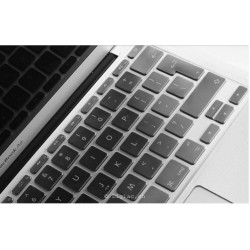 MacBook 11 pouces - Protection clavier transparente Version européenne