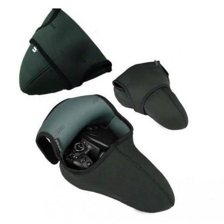 Housse sacoche néoprène pour Canon, Sony, Nikon etc