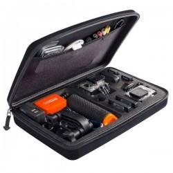 Camera Case sac noir pour GoPro Hero 3/4 caméra de sport