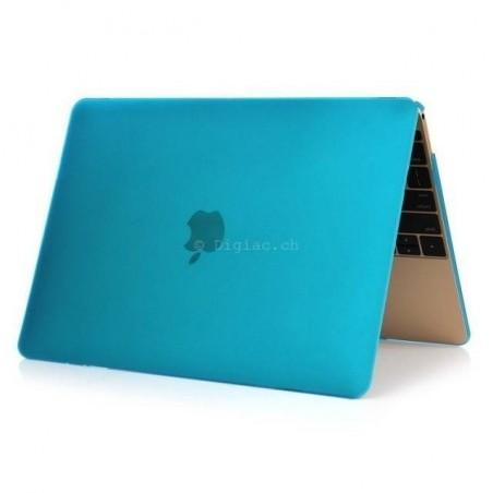 "MacBook 12"" - Coque ultra slim 1.8mm mate devant et derrière"