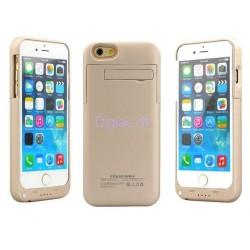iPhone6 plus (5.5'') - Coque Batterie Intégrée chargement Externe