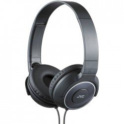 Casque audio JVC HA S220B noir
