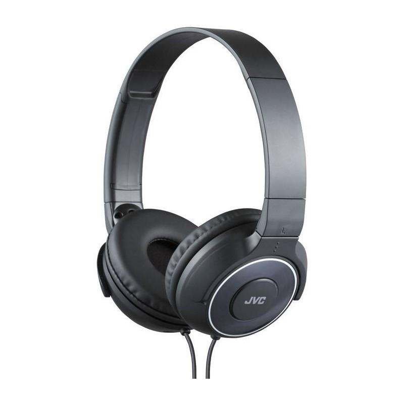 Casque audio JVC HA S220B noir