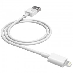 iphone, ipad, ipod - câble Lightning vers USB -1mètre