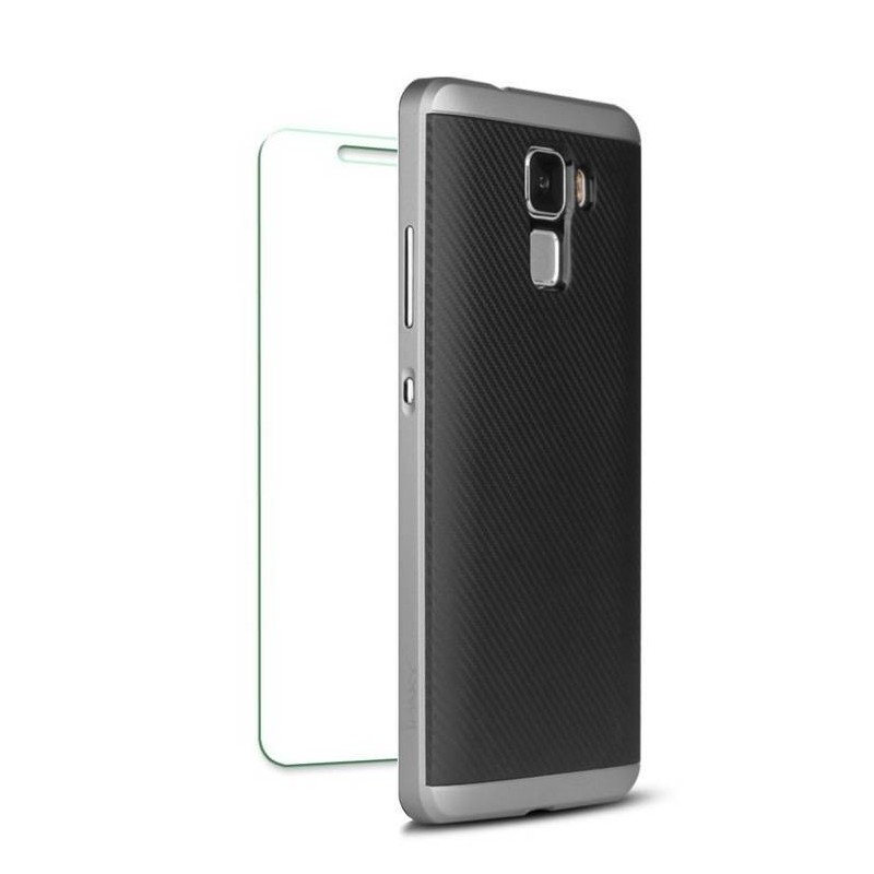 Kit de protection pour huewei honor 7 coque tpu for Photo ecran honor 7