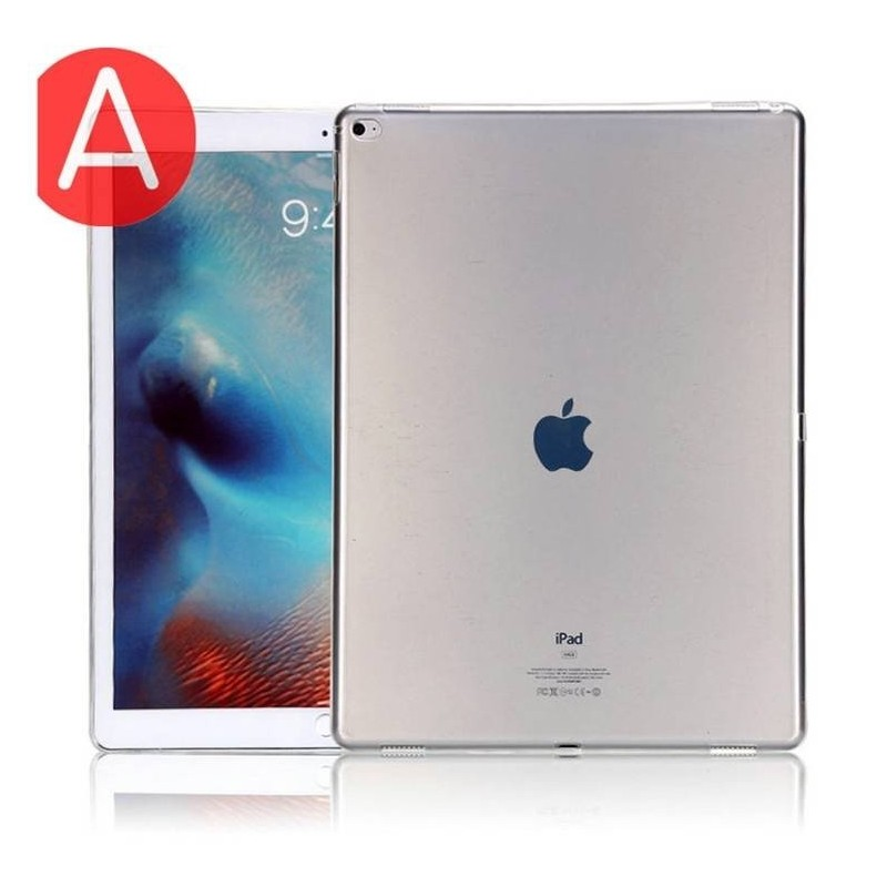 iPad Pro - coque en TPU Translucide