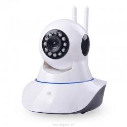 Caméra Surveillance 1,000,000 pixels IP sans Fil WiFi