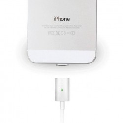 Câble Smart Adsorption chargeur lightning Magnetique pour iphone 5/6 iPad 4 iPad Air 1/2