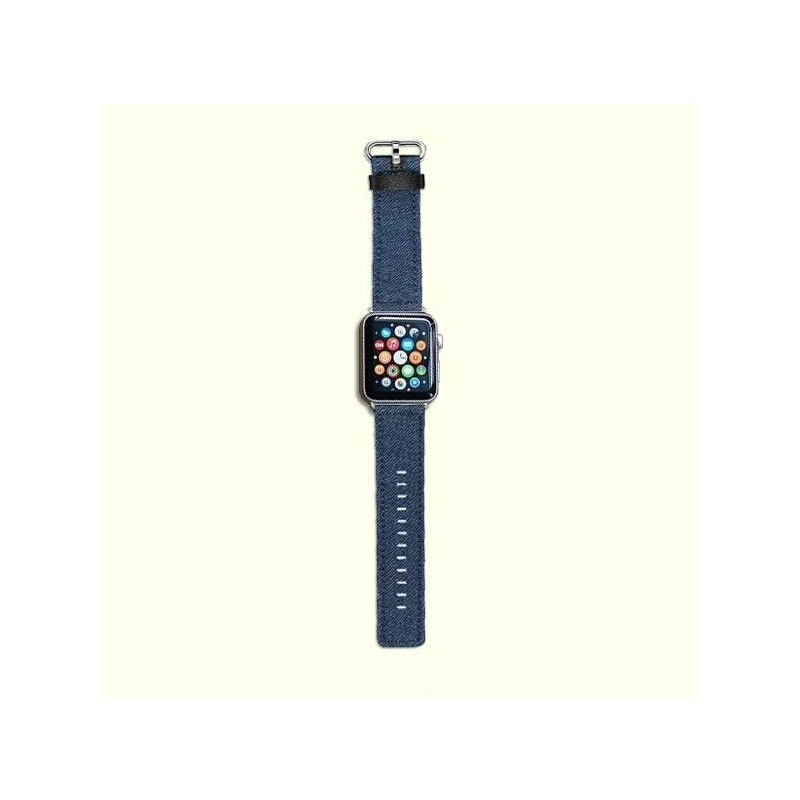 Jeans Armband fur Apple-Watch
