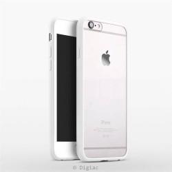 iphone 6 plus/6s plus - coque iPaky® Shock-Absorption TPU+PC transparente