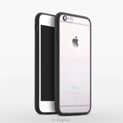 iphone 6/6s  - coque iPaky® Shock-Absorption TPU+PC transparente