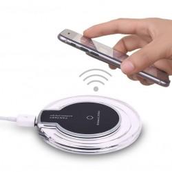 QI Chargeur Pad sans fil Chargeur à Induction pour iphone Samsung LG Nokia
