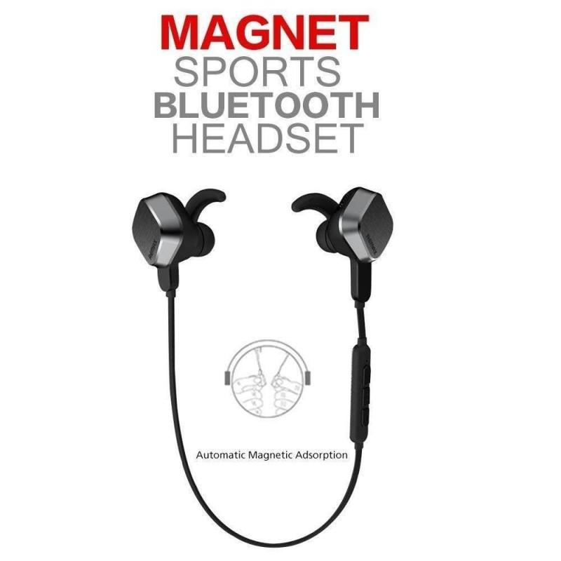 remax couteurs magnet sports bluetooth 4 1 sans fil avec t l commande et micro rm s2 digiac. Black Bedroom Furniture Sets. Home Design Ideas
