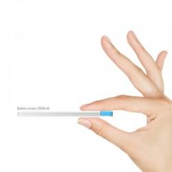 Batterie de secours ultra mini Taille carte visite - adaptateur lightning offert