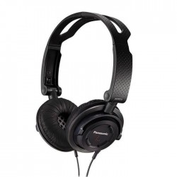 Casque audio PANASONIC RP-DJS150E-K NOIR