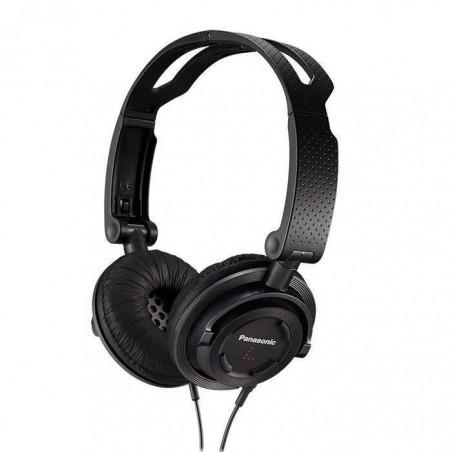Casque audio PANASONIC RP-DJS150E-K NOIR