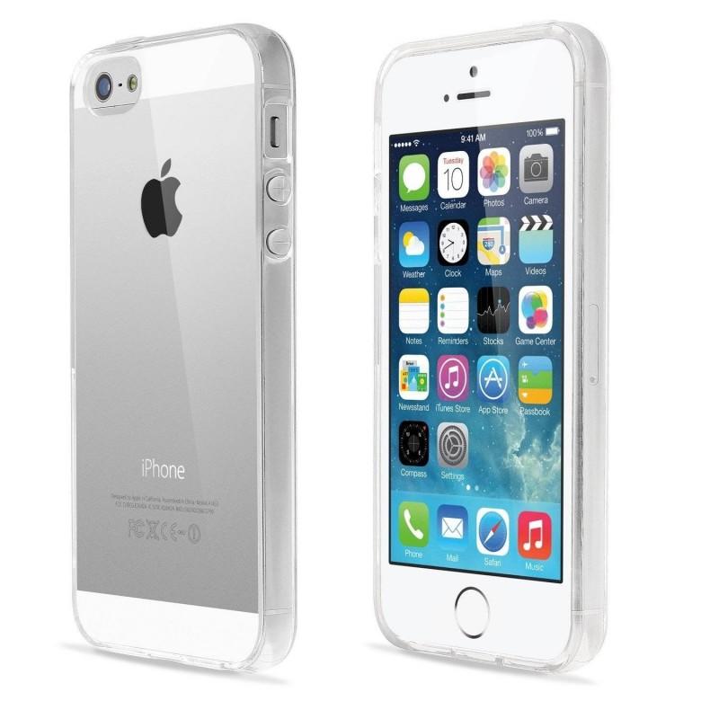 iPhone SE/5/5s-Coque en TPU ultra fine