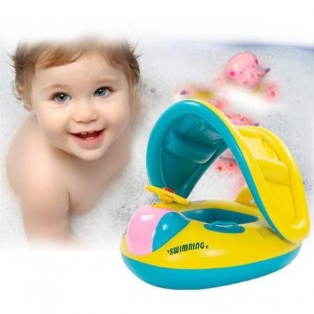 Bouée sauvetage Siège bébé avec Ombrelle