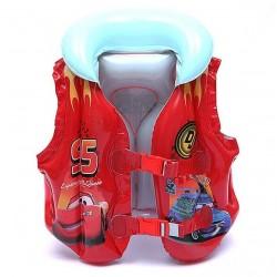 Gilet de natation gonflable maillot de bain bébé mcqueen
