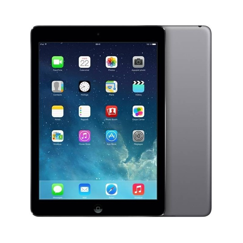 Réparation iPad Air (A1474/A1475/A1476)  Vitre + LCD