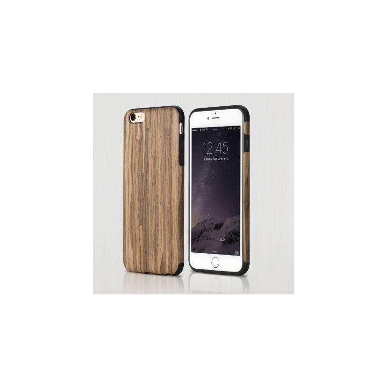 COQUE Rock iPhone 6/6s plus en BOIS